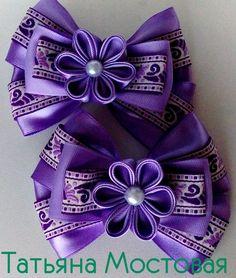 1 million+ Stunning Free Images to Use Anywhere Diy Lace Ribbon Flowers, Ribbon Art, Diy Ribbon, Ribbon Crafts, Fabric Flowers, Fabric Ribbon, Ribbon Hair Bows, Diy Hair Bows, Bow Hair Clips