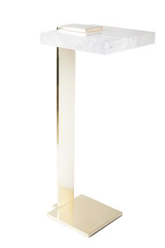 Bennett Drinks Table - Art Deco Contemporary Mid-Century / Modern Traditional Side Tables