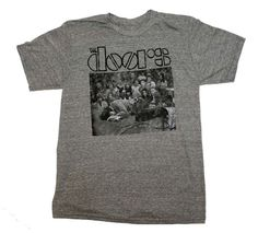 "The Doors ""JIM MORRISON FLOOR T-Shirt triblend FREE delivery!  #ManorMusicStorecom…"