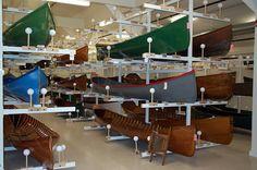 museum storage adirondack - Google Search