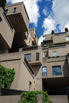 Clássicos da Arquitetura: Habitat 67 / Moshe Safdie