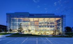 The new @gvsu Pew Library project, featured in @archdaily. #ActiveLearning #Education #HigherEd