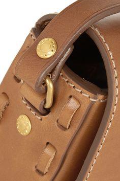 SAINT LAURENT Monogramme Sac Université small leather shoulder bag $1,893.92 http://www.net-a-porter.com/products/513469