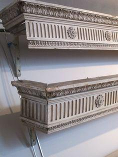 19th Century Neoclassical Pelmets