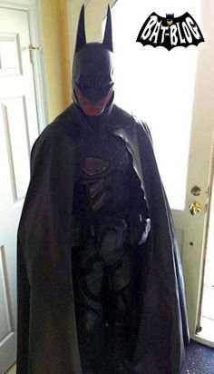 THE BRAMPTON #BATMAN Takes #Cosplay To The Next Level in #CANADA!