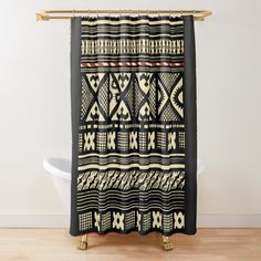 Best Dad Gifts, Cool Gifts, Gifts For Dad, Red Shower Curtains, African Mud Cloth, Clothing Patterns, Beige, Cool Stuff, Printed