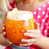 Coconut Peach Lemonade   living nutrition