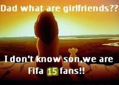 :D :D Fun time: Girlfriends or Fifa fans? <3 <3