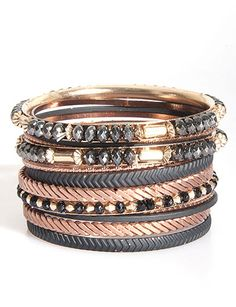 Copper Bangles, flirtcatalog.com