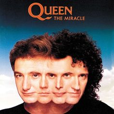 The Miracle is the thirteenth studio album by the British rock band Queen, released on 22 May 1989 by Parlophone Records in the United King. Queen Album Covers, 80s Album Covers, Classic Album Covers, Music Covers, Lps, Queen Banda, Queen The Miracle, Musica Disco, Roger Taylor