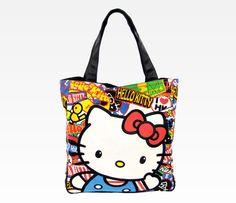 Hello Kitty Tote: Graphic
