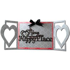 JMRush Designs: In Your Arms Tri-panel Card-JMRushApproximate size...