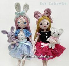 ● ECO ZABAWKA™  ● куклы ● амигуруми ● схемы ● мк   VK