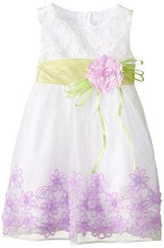 Rare Editions Little Girls' Floral Soutach Border Social Dress, White/Lavender, 6 Rare Editions http://www.amazon.com/dp/B00OG8OOFO/ref=cm_sw_r_pi_dp_F33.ub12S14H3
