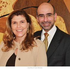 José Olympio & Andréa Pereira