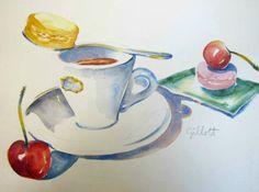 by Paris Breakfasts Blogspot