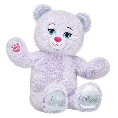 Online Exclusive Disney Frozen Anna Inspired Bear