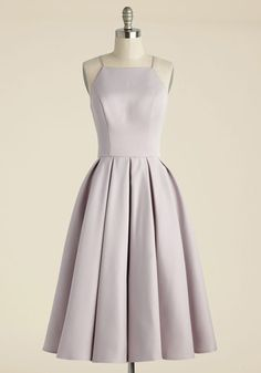 In this gorgeous pale purple fit and flare by Chi Chi London, you prove that the most magnificent statement is sticking to the sweetest classics. A style. Hoco Dresses, Pretty Dresses, Homecoming Dresses, Bridesmaid Dresses, Formal Dresses, Tailored Dresses, Casual Dresses, Formal Knee Length Dresses, Quinceanera Dresses