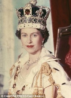 Queen Elizabeth Age at Coronation | ... Queen's Diamond Jubilee celebrations, which reach their climax next