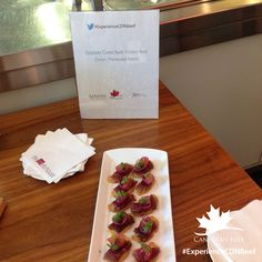 #ExperienceCDNbeef Chef House, Pickled Red Onions, August 20, Raisin, Preserves, Pickles, Toronto, Waffles, The Cure