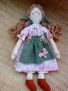 Pedacinhos de Mim: bonecas