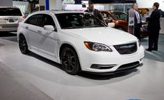 Mopar to Debut Appearance, Tuning Packs for Chrysler 200 at ...