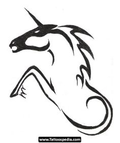 Unicorn Tattoo 15