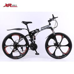 Altruism X9 Folding bicycles for men 21 speed 26 inch steel mountain bike