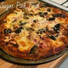 Sugar Pink Food: Recipe: Slimming World Syn Free Pizza