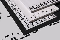 Hülle & Fülle print material