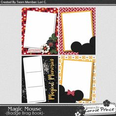 FREE Magic Mouse Download Page 5 - 8 by LC