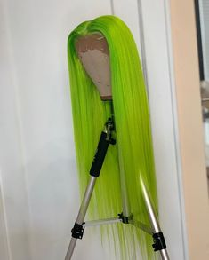 Light Green Lace Front Wigs Brazilian Silky Straight Human Hair Full Lace Wigs P. - Light Green Lace Front Wigs Brazilian Silky Straight Human Hair Full Lace Wigs P… Light Green L - Green Wig, Green Lace, Hair Colorful, Colorful Lace Front Wigs, Non Blondes, Colored Wigs, Straight Lace Front Wigs, Ombre Wigs, Hair Laid