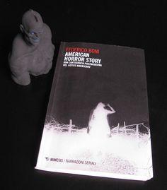 """Federico Boni, American Horror Story. Una cartografia postmoderna del gotico americano (Mimesis Edizioni) """"Il campo discorsivo del gotico è trasgressivo nel suo minare le nostre certezze più (appar…"""