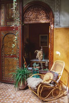Riad Jardin Secret in Marrakech Affordable Hotels, Cheap Hotels, Best Hotels, New York Hotels, Paris Hotels, Jackson Hole Hotels, Hotel World, Moroccan Home Decor, Barcelona Hotels