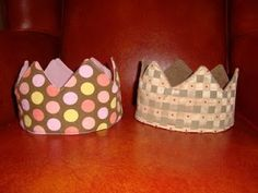 Baby Toolkit: Crowning Glory: A DIY Play Crown Tutorial