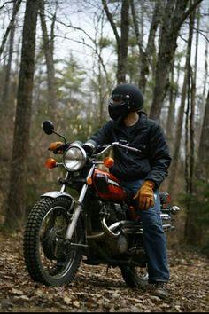 Honda cb scrambler !!!