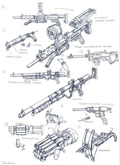 weapons 36 by TugoDoomER