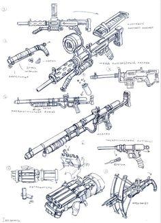weapons 36 by TugoDoomER.deviantart.com on @DeviantArt