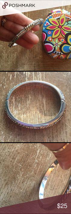 Brighton CRYSTAL  Bangle Bracelet 🌸 Brighton CRYSTAL Bracelet 🌸 Brighton Jewelry Bracelets