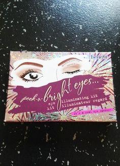 Kaufe meinen Artikel bei #Kleiderkreisel http://www.kleiderkreisel.de/kosmetik/schminke-kosmetik/105761008-benefit-peek-a-bright-eyes-kit-fur-leuchtende-augen-mit-originalverpackung-anleitung-und-pinseln