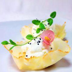 Mousse di baccalà Morro in cestino gourmet