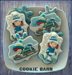 Winter Kid Fun | Cookie Connection      Cookie Barn