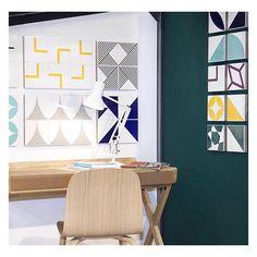 Nossos azulejos na @le_bhv_marais em Paris ;-) @sabiabraziliandesign  // Shop Online http://www.lurca.com.br/ #azulejos #azulejosdecorados #revestimento #arquitetura #reforma #decoração #interiores #decor #casa #sala #design #cerâmica #tiles #ceramictiles #architecture #interiors #homestyle #livingroom #wall #homedecor #lurca #lurcaazulejos
