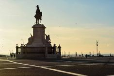 Lisbon, Portugal: The Best of the City in 2 Days - the unending journey Day Trips From Lisbon, Lisbon Portugal, Old City, Capital City, Statue Of Liberty, Rome, Old Things, Journey, Explore