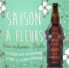 Widmer Brothers & Breakside Brewery Announce Saison À Fleurs • thefullpint.com