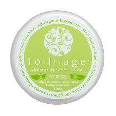 Aromatherapy Balm by foliage - Improves Stress - 100% Organic - Functional, Intoxicatingly Scented, Ultra-convenient, and Travel Friendly - For Him or Her *** Quickly view this special  product, click the image(This is an affiliate link and I receive a commission for the sales) : Travel perfume and fragrance