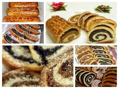 a-16-legjobb-bejgli-receptek Hungarian Recipes, Sweet Bread, Holiday Recipes, Food To Make, Deserts, Muffin, Food And Drink, Cooking Recipes, Sweets
