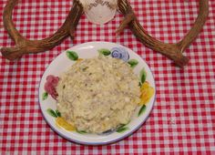 """Ground deer meat can go into many dishes such as this Dill Deer Potato Salad. Recipe p. 213, """"Backyard Deer Hunting."""""""