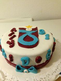 Trabzonspor cake