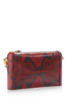Python Shoulder Bag - Marni Pre-Spring 2016 - Preorder now on Moda Operandi